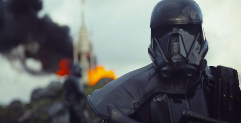 Star Wars: Rogue One Trailer