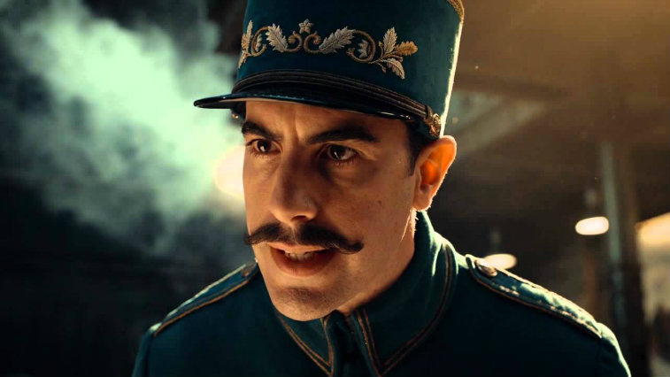 Sacha Baron Cohen in Hugo