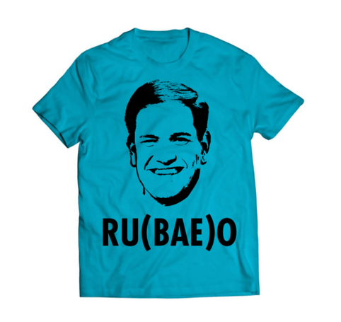Marco Rubio presidential campaign shirt, t-shirt