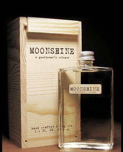 moonshine cologne, eastwest bottlers