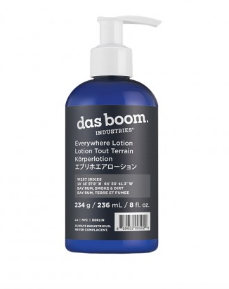 body lotion, das boom industries