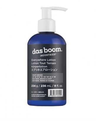 body lotion, das boom industries