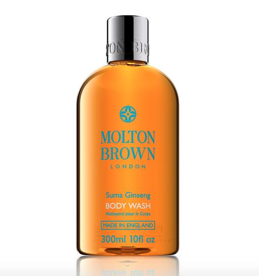 body wash, Molton Brown