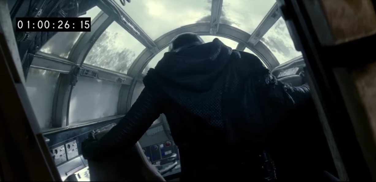 Star Wars: The Force Awakens - Deleted Scenes