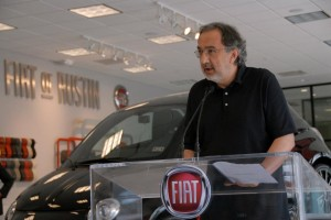 FCA's Sergio Marchionne Wants to Help Apple Make Electric Cars