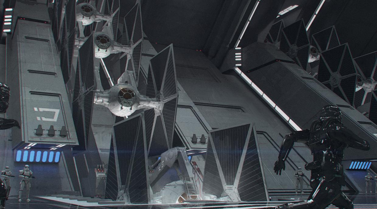 Shadow Troopers Concept Art - Star Wars