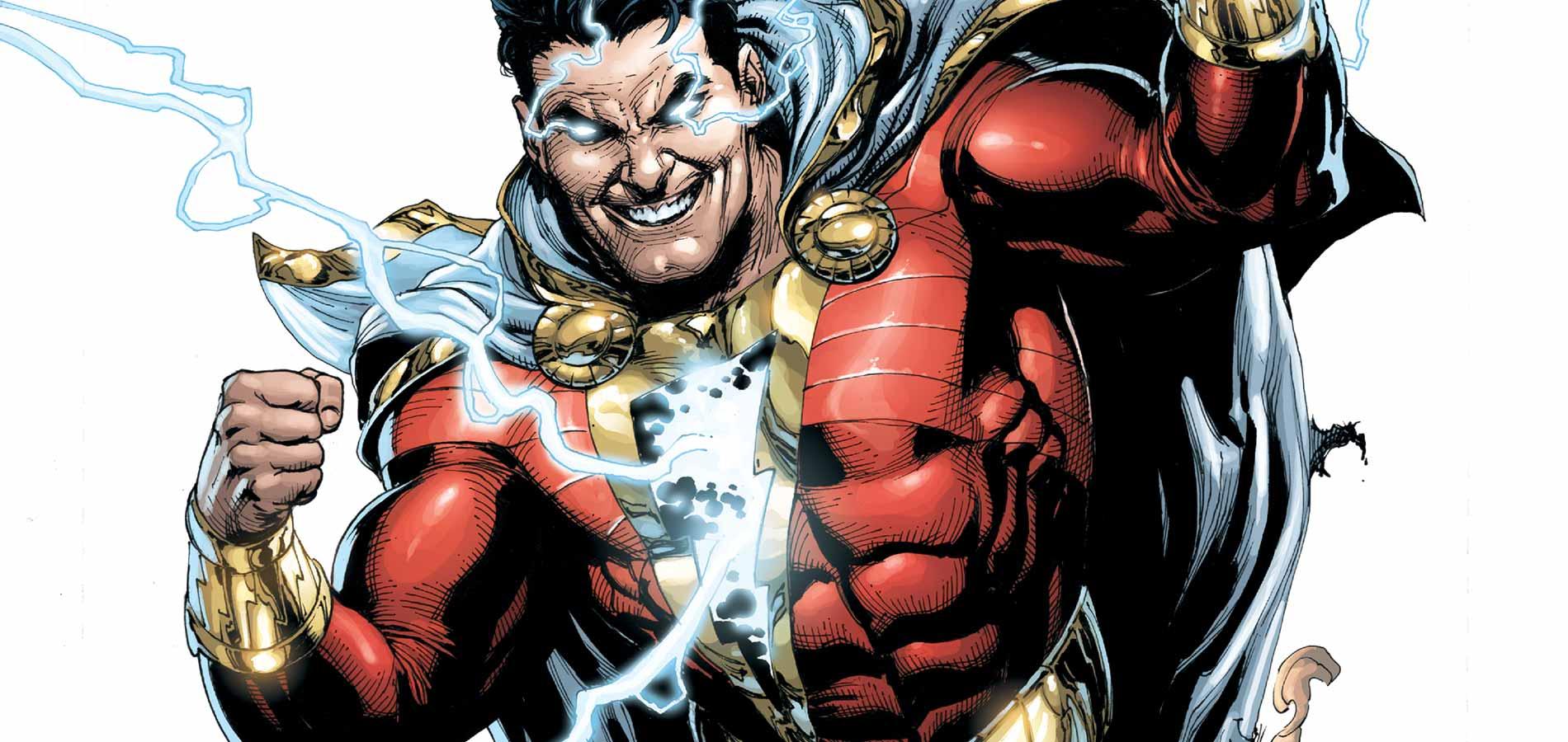 Shazam - DC Comics