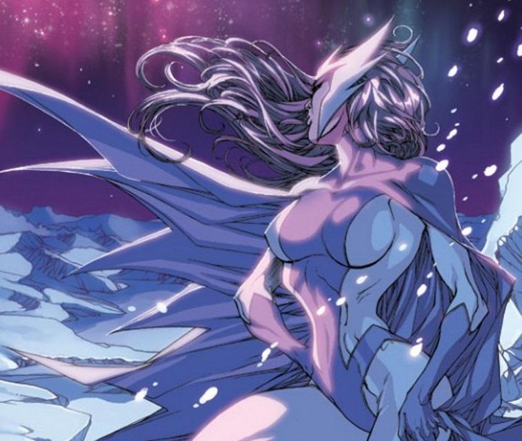 Marvel's Snowbird