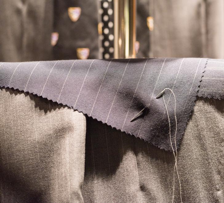Cloth Needle and Thread
