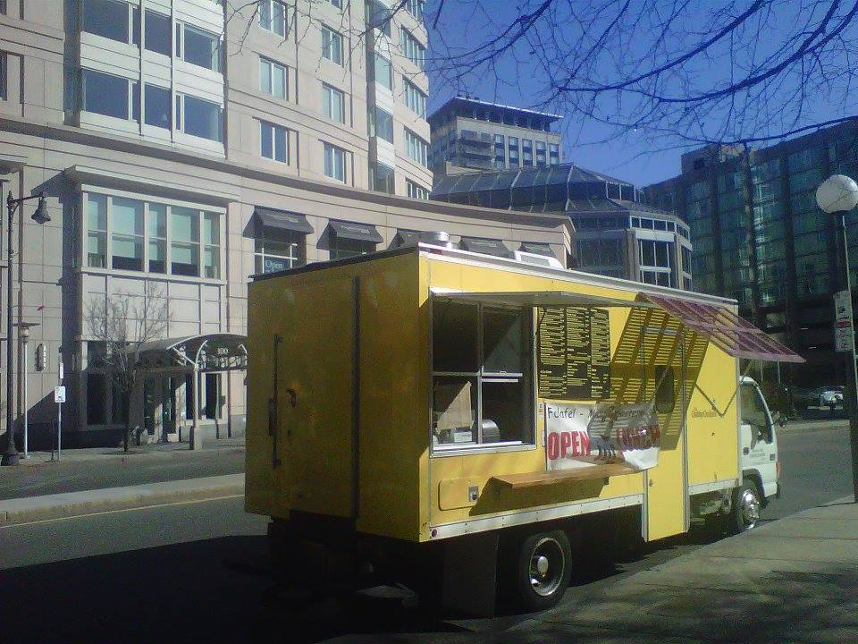 The Chubby Chickpea Food Truck