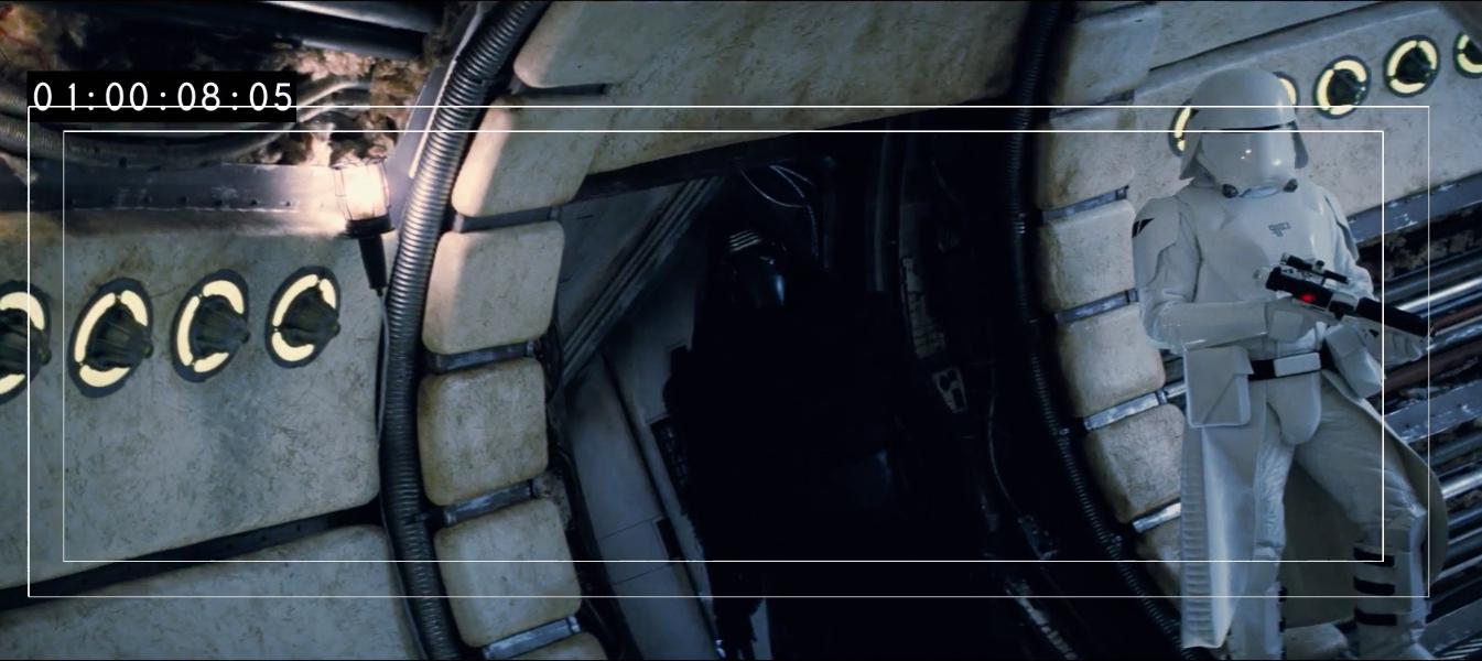 Star Wars: The Force Awakens Deleted Scene