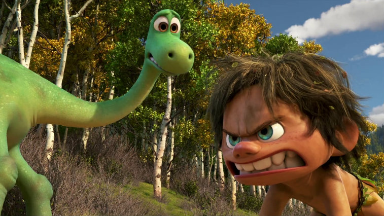 The Good Dinosaur