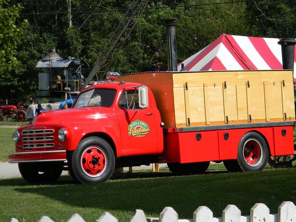 The Rolling Stonebaker food truck