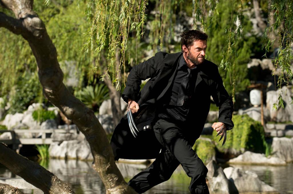 Hugh jackman - The Wolverine, 20th Century Fox