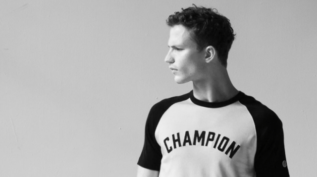 Todd Snyder + Champion classic athletic wear