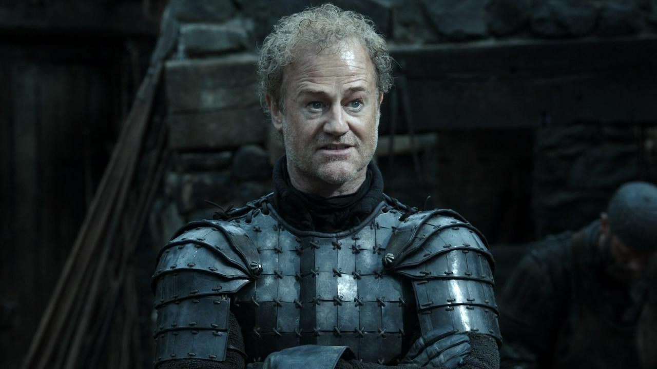 Alliser Throne - Game of Thrones, HBO