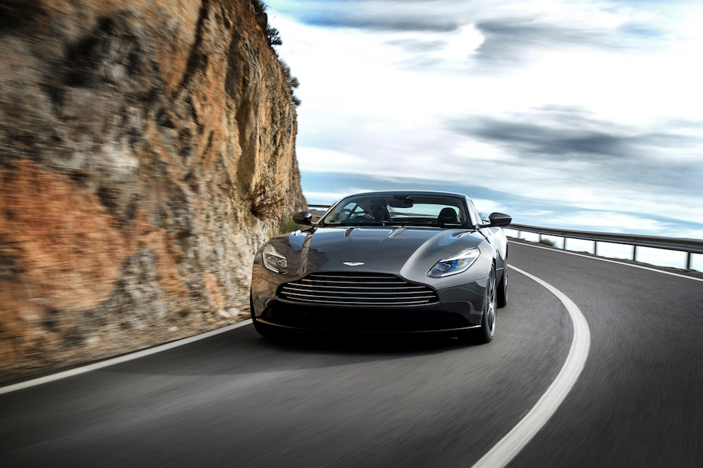 2016 Aston Martin DB11 | Aston Martin. When You Think British Sports Cars  ...
