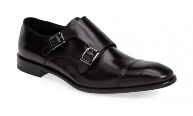Calibrate dress shoes