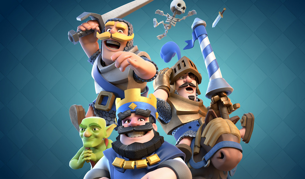 Heroes of Clash Royale, a new mobile game from Supercell