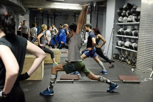 These Fitness Classes Spread More Germs Than a Toilet Seat