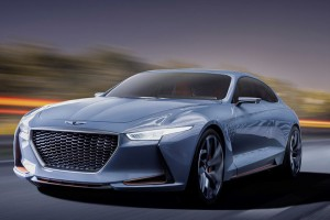 Hyundai Bets Big on the Genesis New York Concept