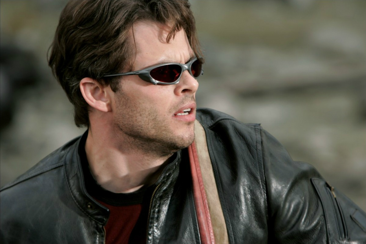 James Marsden as Cyclops