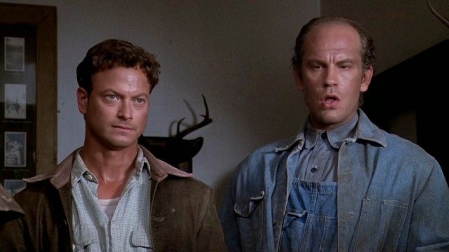 Gary Sinise and John Malkovich star in 'Of Mice and Men'