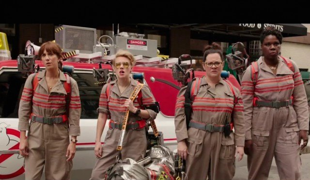 5 Must-See TV and Movie Trailers: 'Ghostbusters' and More