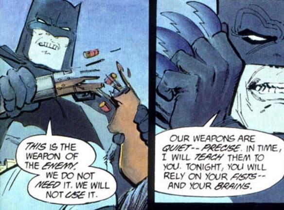 Batman - Guns, DC Comics