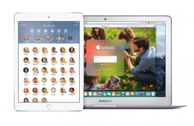 iOS 9.3 adds a number of improvements for iPhones and iPads, including new Education tools for the iPad
