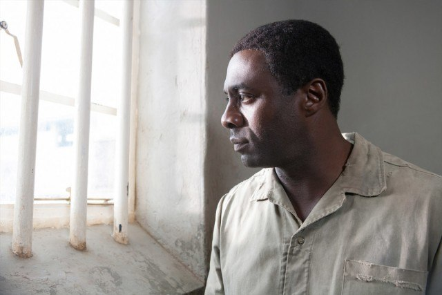 Idris Elba as Nelson Mandela in 'Mandela: Long Walk to Freedom'
