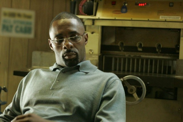 Stringer Bell (Idris Elba) in 'The Wire'
