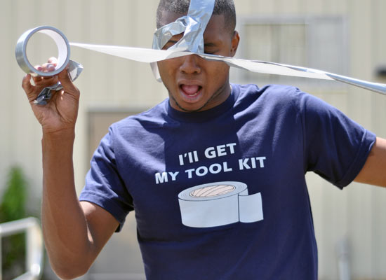 I'll Get My Tool Kit T-Shirt
