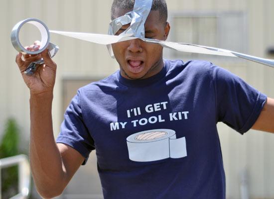 I'll Get My Tool Kit T-Shirt