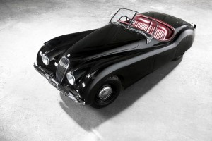 Jaguar XK120: The World's First Supercar