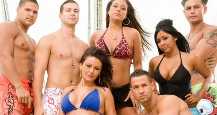 Jersey Shore group