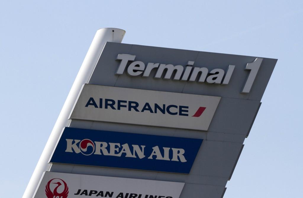 jfk airport terminal 1 sign