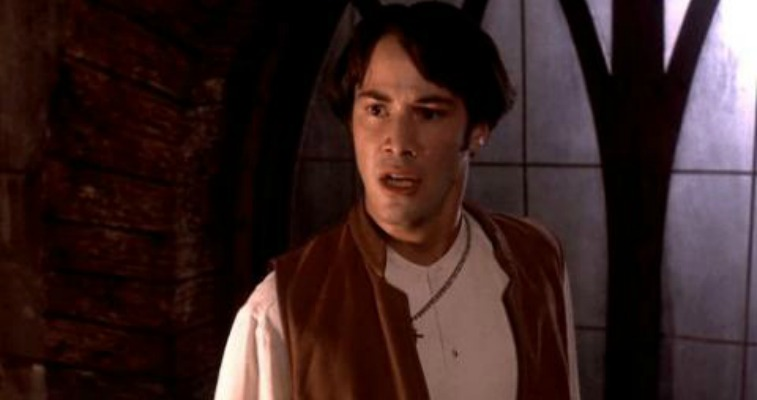 Keanu Reeves in Dracula