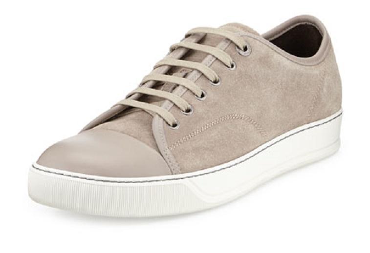 Lanvin Tan Sneaker