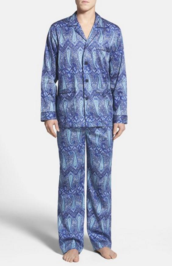 a pajama set