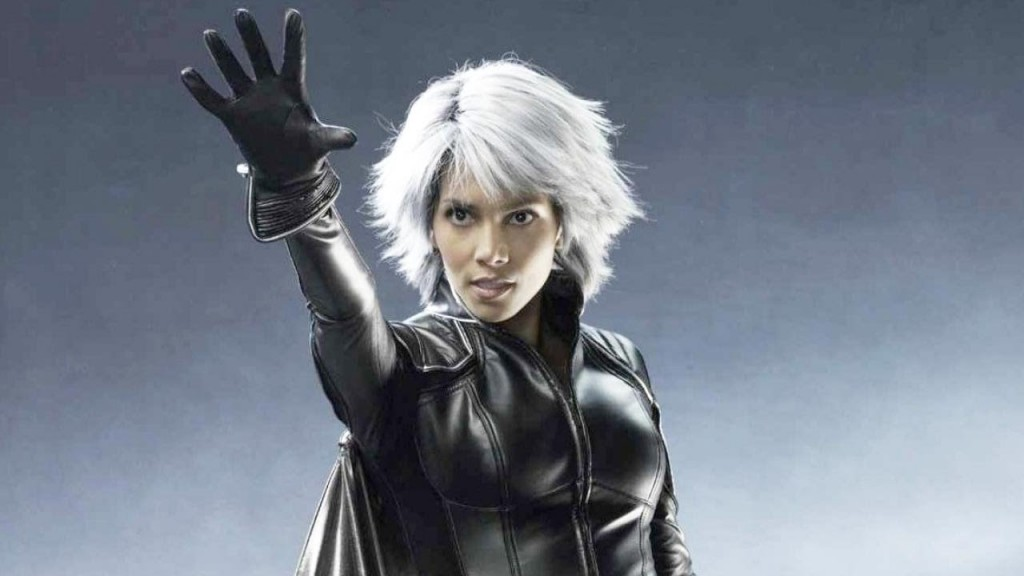 Halle Berry as Storm, X-Men