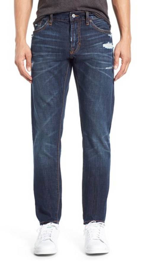 selvedge jeans from nordstrom