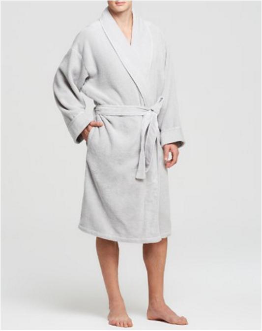 a robe