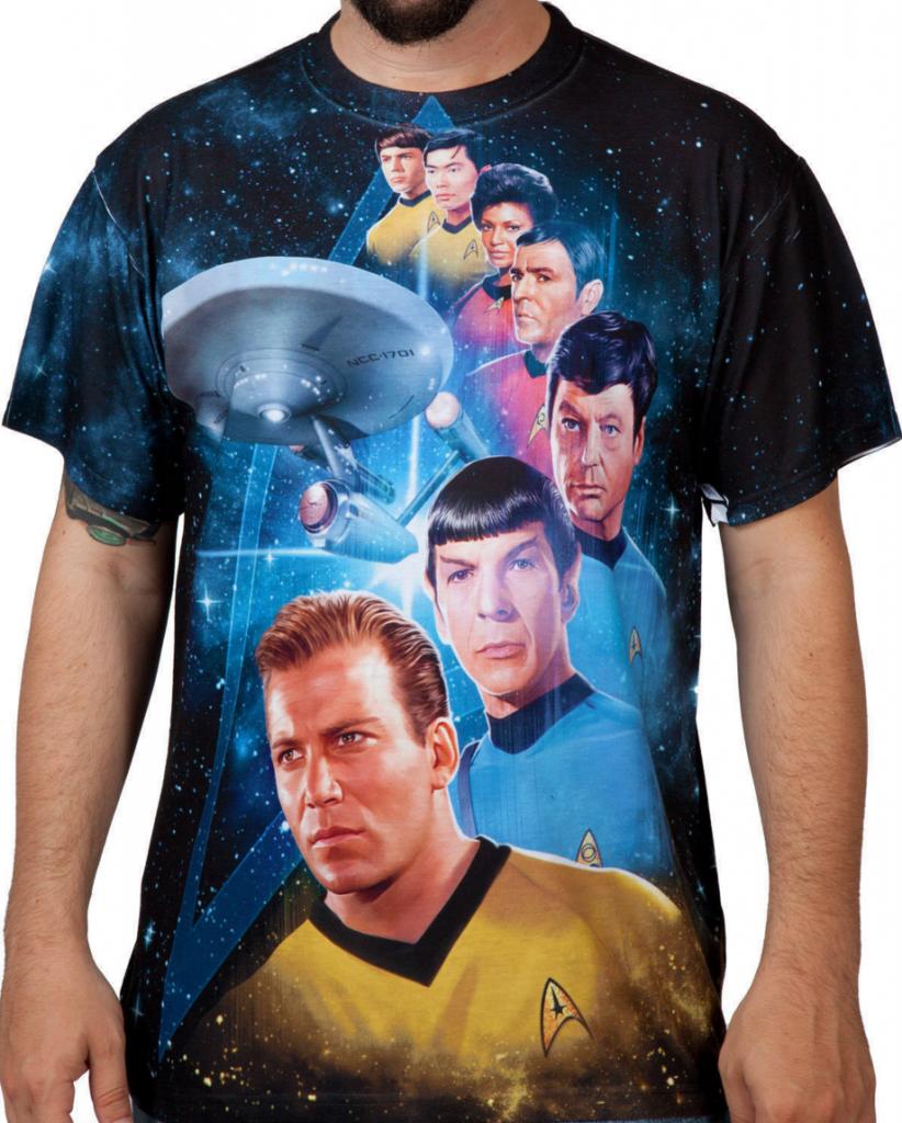 star trek 39 7 best t shirts for trekkies. Black Bedroom Furniture Sets. Home Design Ideas