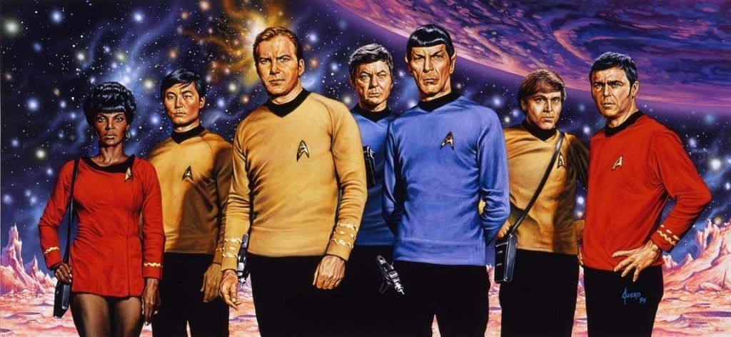 Stark Trek original cast