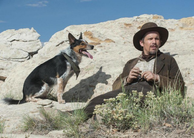 Ethan Hawke stars in Ti West's western revenge film 'In a Valley of Violence'