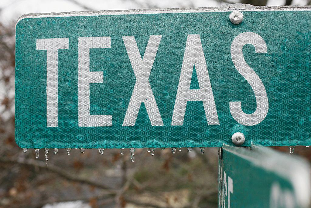 texas sign