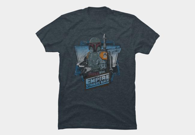 The Empire Strikes Back t- shirt