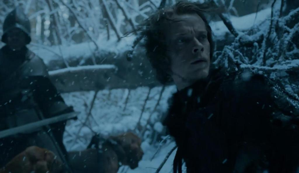 Theon Greyjoy - Game of Thrones trailer, Season 6 HBO