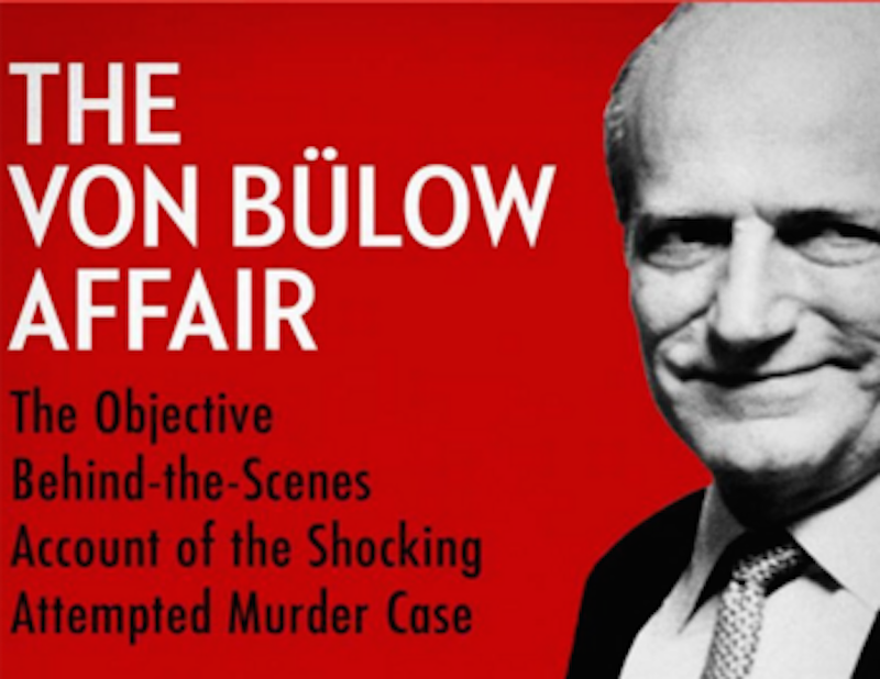 The Von Bulow Affair   Amazon